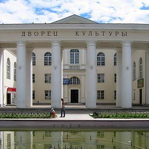 Дворцы и дома культуры Измалково
